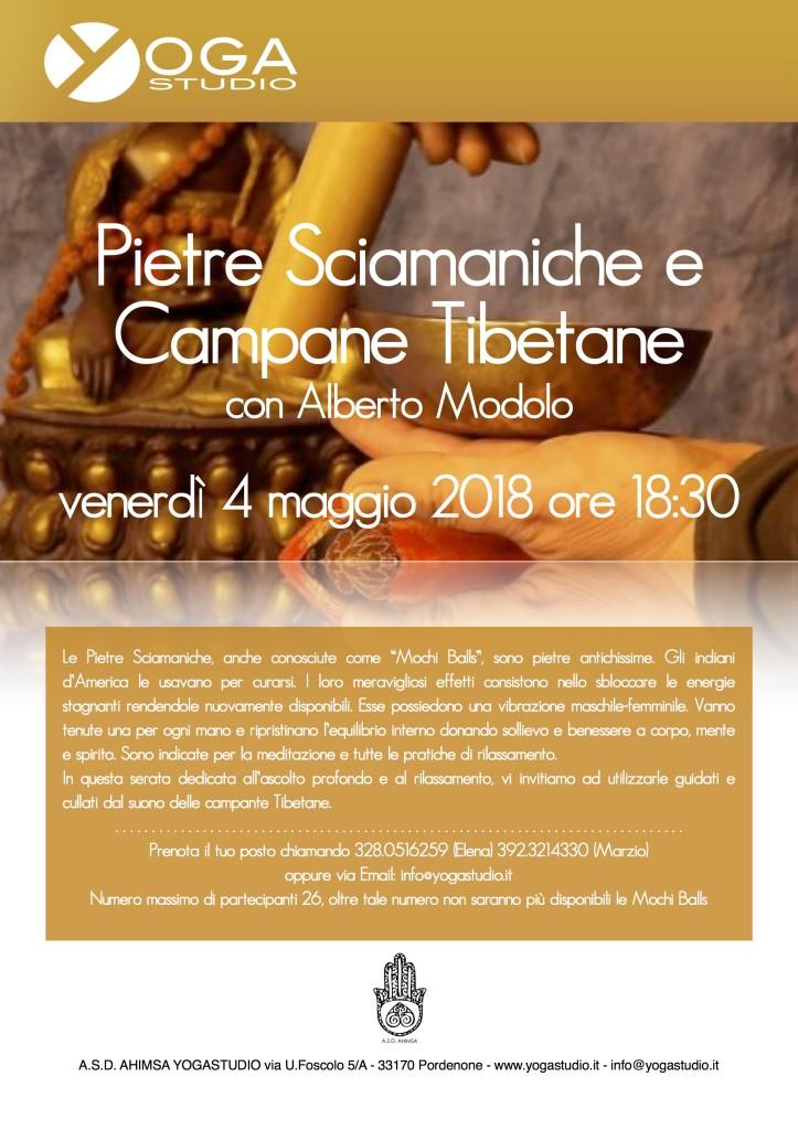 Campane tibetane 4.5
