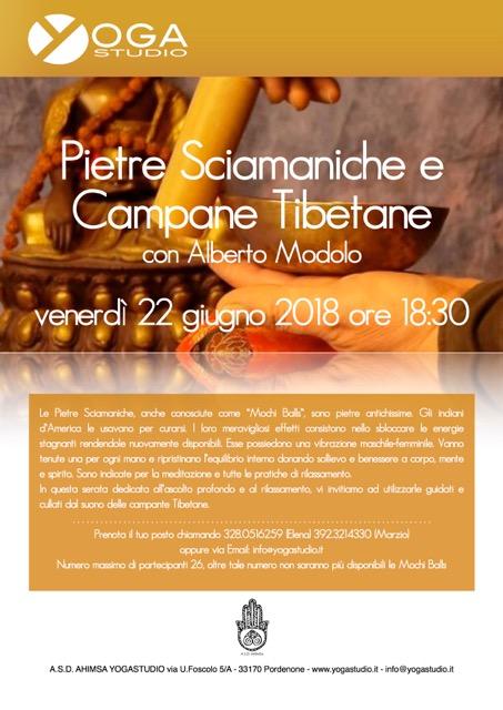Campane tibetane 22.6